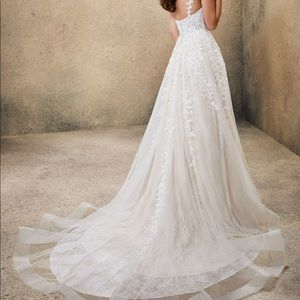 River Wedding Dress by Morilee